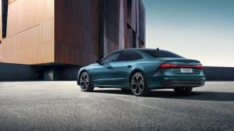 Audi viser 4 verdenspremierer på Auto Shanghai 2021