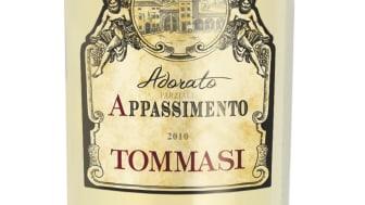 En ny medlem i Tommasifamiljen - Vita Tommasi Adorato Appassimento