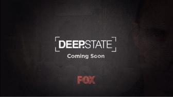 Deep State är en mörk och intensiv spionagethriller i åtta delar som har premiär på FOX våren 2018