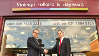KFH launches lettings division at West Hampstead branch