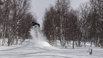 Hemavan Tärnaby är skidorten som erbjuder mest snö till jul & nyår