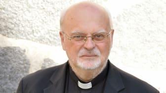 Påve Franciskus utnämner biskop Anders Arborelius till ny kardinal
