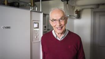 6 kjappe med energismarte boligeiere: Byttet ut oljefyren - nå sparer Jan H. 20.000 kWh