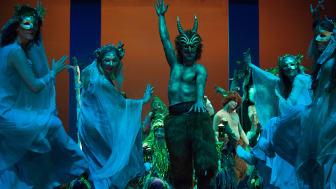 Faust am Goetheanum: ‹Faust 2›, I. Akt: Kaiserliche Pfalz