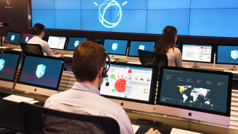 Security analysts at IBM X-Force Command Center are using Watson to augment their investigations into cybersecurity incidents. (John Mottern/Feature Photo Service for IBM)