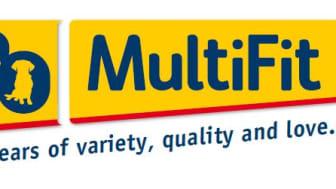 MultiFit Logo and Claim