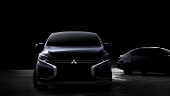 Mitsubishi Mirage og Attrage fornyes