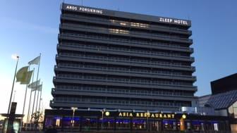 Zleep Hotels overtager Hotel Mercur i Aarhus