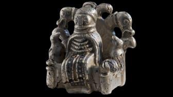 Skulle man få lyst til for eksempel at opleve den meget omtalte Odin-figur på Lejre Museum i efterårsferien, kan man for samme pris også komme på Roskilde Museum eller Frederikssund Museum. Foto: Ole Malling /ROMU