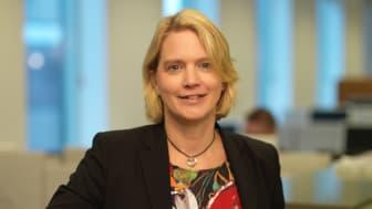 Caroline Åstrand ny VD för MTR Tunnelbanan