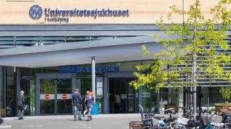 Fotograf: Sofia Andersson. Universitetssjukhuset i Linköping.