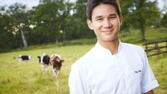 Följ Filip Poons kunskapsresa bland svenska köttgårdar