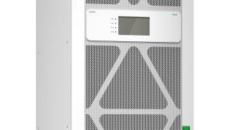 Schneider Electric utvider Easy UPS 3L fra 250 kVA til 600 kVA (400V) med tillegg av 250, 300 og 400 kVA 3-fase avbruddsikre strømforsyninger (UPSs) for eksterne batterier.