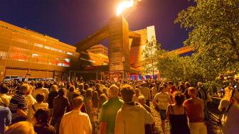 ExtraSchicht auf dem UNESCO-Welterbe Zollverein ©RTG/ Kreklau