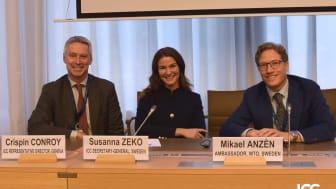 WTO-diskussion om cirkulär ekonomi