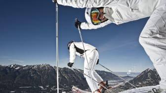 Prisvärd skidsemester i Garmisch