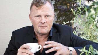 Joakim Palmkvist talar om skånsk kriminalitet på Eginogården i Dalby den 20 juni kl. 19.00.