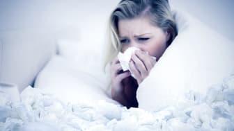 Tall Apotekforeningen har hentet inn tyder på færre forkjølede nordmenn de siste ni månedene enn normalt.