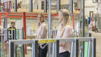 Resan mot en modernare, tryggare och mer effektiv lönehantering startade när personaladministratör Sofia Nilsson började arbeta på Osby Glas