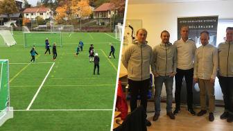 """Järla IF om visionen """"Fotboll för alla"""" och nya samarbetet med Intersport"""