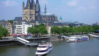 Köln/Rhein: Dom ©+F: Köln Tourismus GmbH