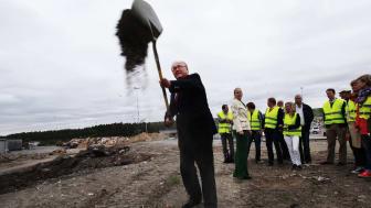 Ny biogasanläggning i Södertörn: 50 procentig ökning av lokalt producerad biogas i Stockholm