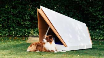 hundehus aktiv støyreduksjon