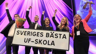 Årets UF-skola 2014
