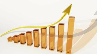 Försäljningen av värmepumpar steg med totalt 10 procent under årets första kvartal och den positiva försäljningstrenden förväntas hålla i sig.