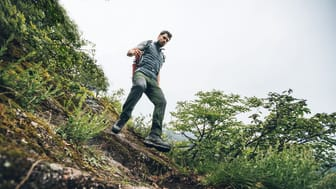 Tephrit Plus trekking and mountaineering pants – as strong as you