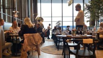 BRASSERIE X: Restauranten på Quality Hotel Ramsalt.