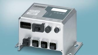 Real-time switch for Profinet with high protection rating