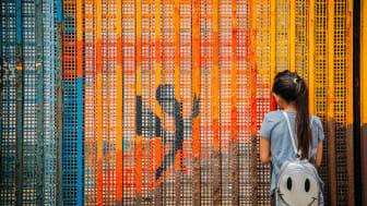 Kinder auf der Flucht durch Mexiko in Richtung USA sind nach Angaben der SOS-Kinderdörfer aufgrund der Corona-Pandemie erhöhten Gefahren ausgesetzt. Foto: Alea Horst, Tijuana (Bild nur zur Verwendung im Kontext der SOS-Kinderdörfer weltweit)