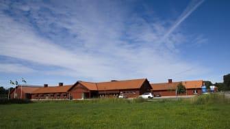Nu är nya hästsjukhuset klart