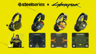 SteelSeries Limited Edition Drop #1 New Accessories for Cyberpunk 2077 and New SteelSeries Artist Series