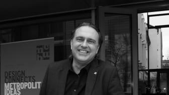 Magnus Oliveira Andersson - designchef på Toyota Material Handling Europe
