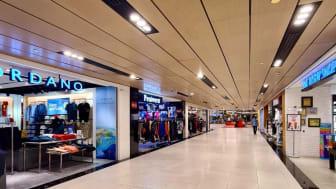 Changi Airport steps up precautionary measures