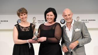 Preisträger Neumarkter Lammsbräu mit Laudator Simon Licht