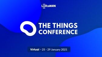 """Das Düsseldorfer Unternehmen ECBM engagiert sich bei der virtuellen Konferenz """"The Things Conference""""."""
