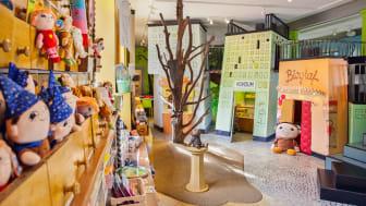 Den första juni öppnar Alfons Åbergs Kulturhus åter dörrarna för besökare.
