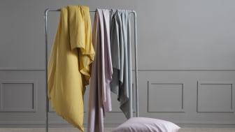 Vårbädda sängen med JYSK