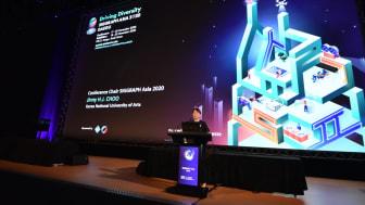 SIGGRAPH Asia 2020 Conference Chair Jinny HyeJin Choo
