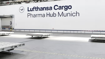 Lufthansa Cargo erweitert CEIV Pharma-zertifiziertes Netzwerk