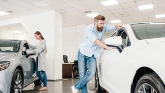 Sifo: Stora skillnader när kvinnor och män väljer bil