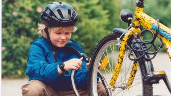 Fahrrad richtig abschließen