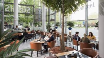 Beliebt und vielfach ausgezeichnet: Das Restaurant SushiSho im Maritim Hotel Frankfurt. Kazuhiro Yasunaga und sein Team haben die Karte um Fancy Rolls und Poké Bowls erweitert. In der Genussakademie lernt man, wie´s geht.