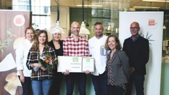 Vild tång svensk framtidsmat - Catxalot vinnare av Nyskaparstipendiet 2015