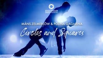 """Måns Zelmerlöw och Polina Gagarina släpper singeln """"Circles and squares"""". Lyssna här!"""