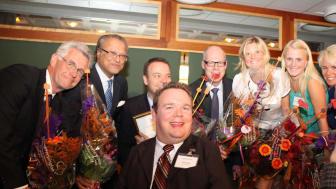 Vinnare Årets Affärsnätverkare 2009
