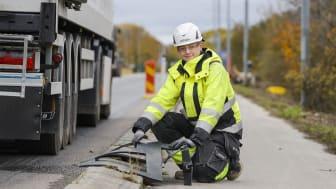 Eitech installerar Smartroad Gotland